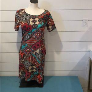 Honey & Lace short sleeve dress